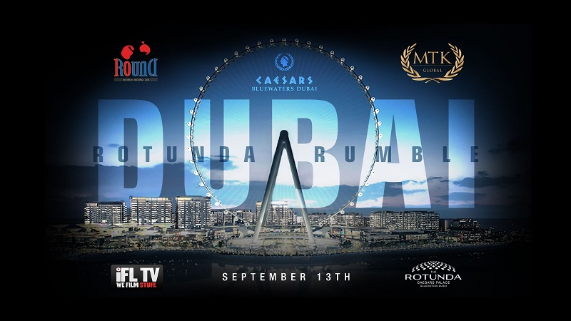 Rotunda Rumble Dubai 2019