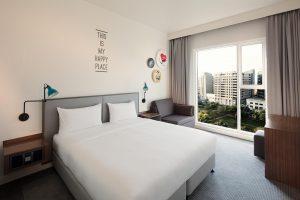 Rove City Centre - ROVE Hotels Dubai