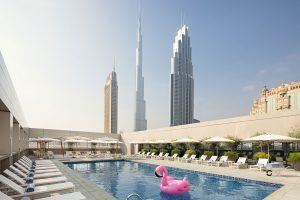 Rove Downtown Dubai - ROVE Hotels Dubai