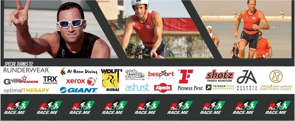 Roy Nasr Memorial Triathlon Dubai 2019
