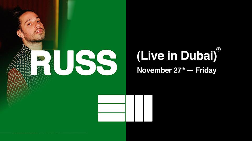 Russ Live at Coca-Cola Arena Dubai 2020