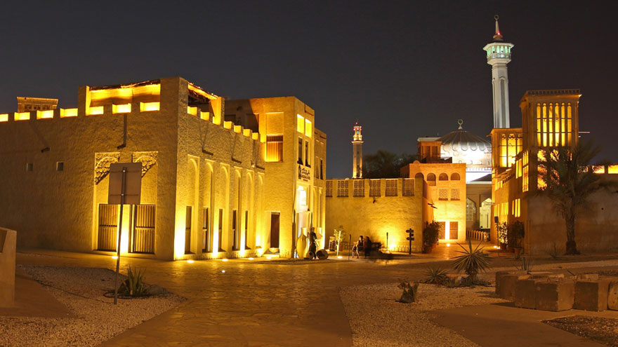 Saeed Al Maktoum House - Places to Visit in Dubai