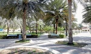 Safa park 2 in Dubai