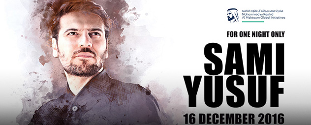 Sami Yusuf at Dubai Opera