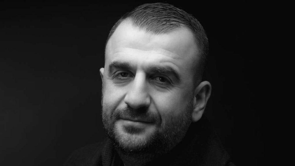 Samvel Gasparyan at The Fridge