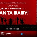 Santa Baby! at Dubai Opera