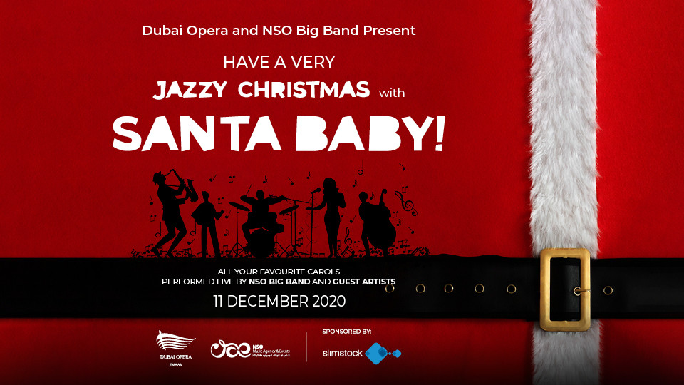Santa Baby at Dubai Opera 2020