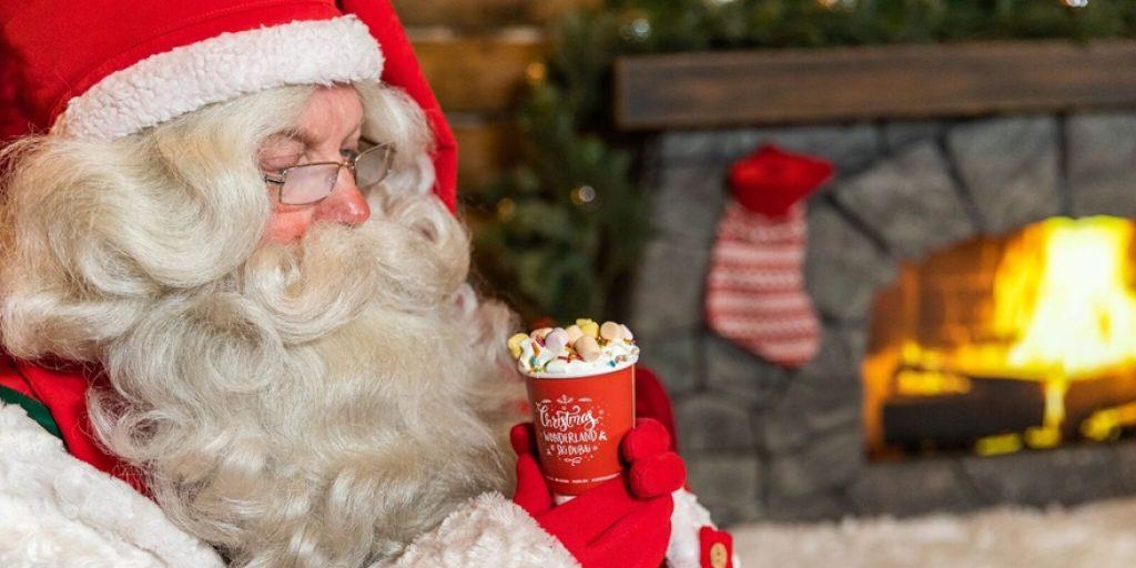 Santa meet and greet
