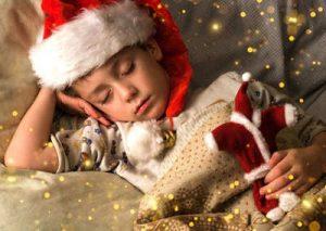 Elf And Santa Tuck-Ins