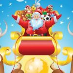 Santa's Invitation - Entertainment Events in Dubai, United Arab Emirates