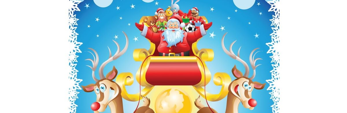 Santa's Invitation – Entertainment Events in Dubai, United Arab Emirates