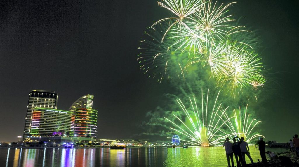Saudi National Day: Where to watch fireworks in Dubai