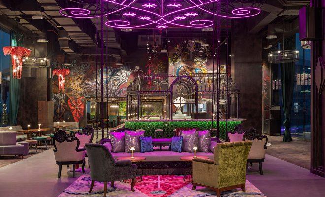 Scandalous Ladies Night at SoBe Dubai 2019