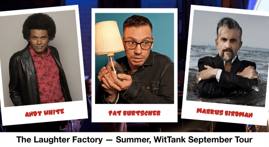 September at The Laughter Factory: Hilton Dubai 2019