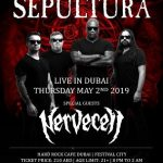 Sepultura Live in Dubai