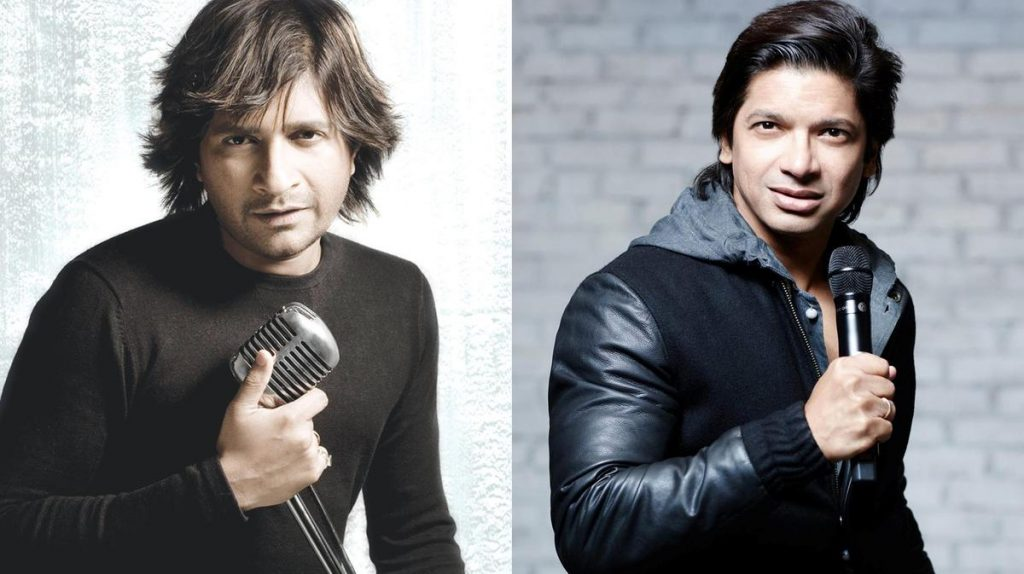 Shaan and KK Live in Dubai