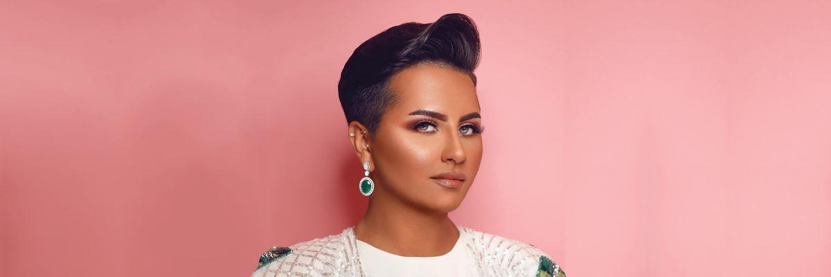 Shamma Hamdan at La Mer Dubai 2019