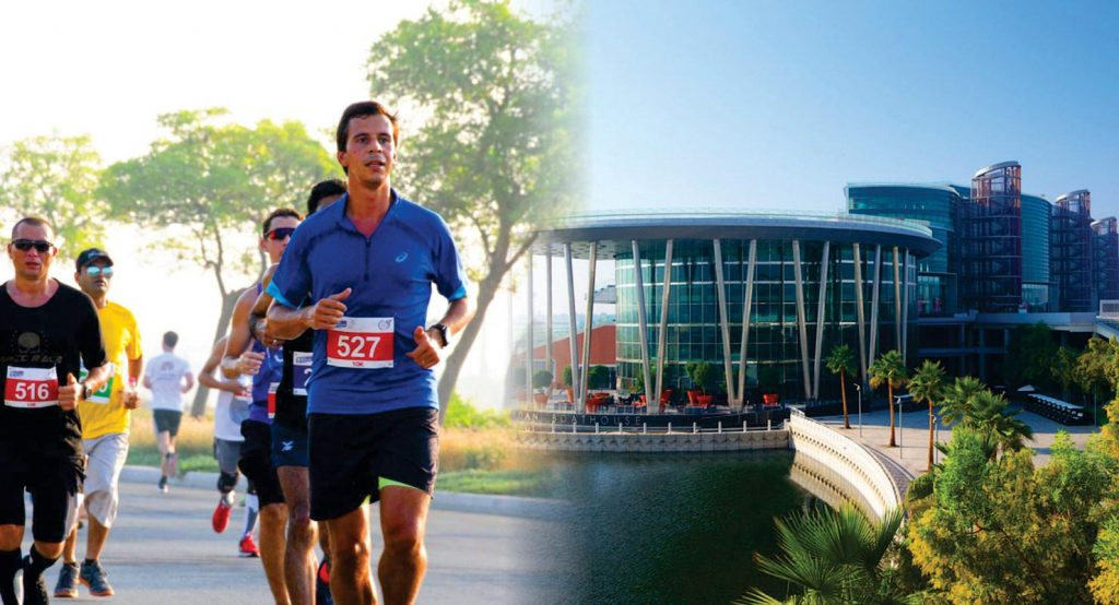 Sharaf Exchange Road Run 1 Dubai 2019