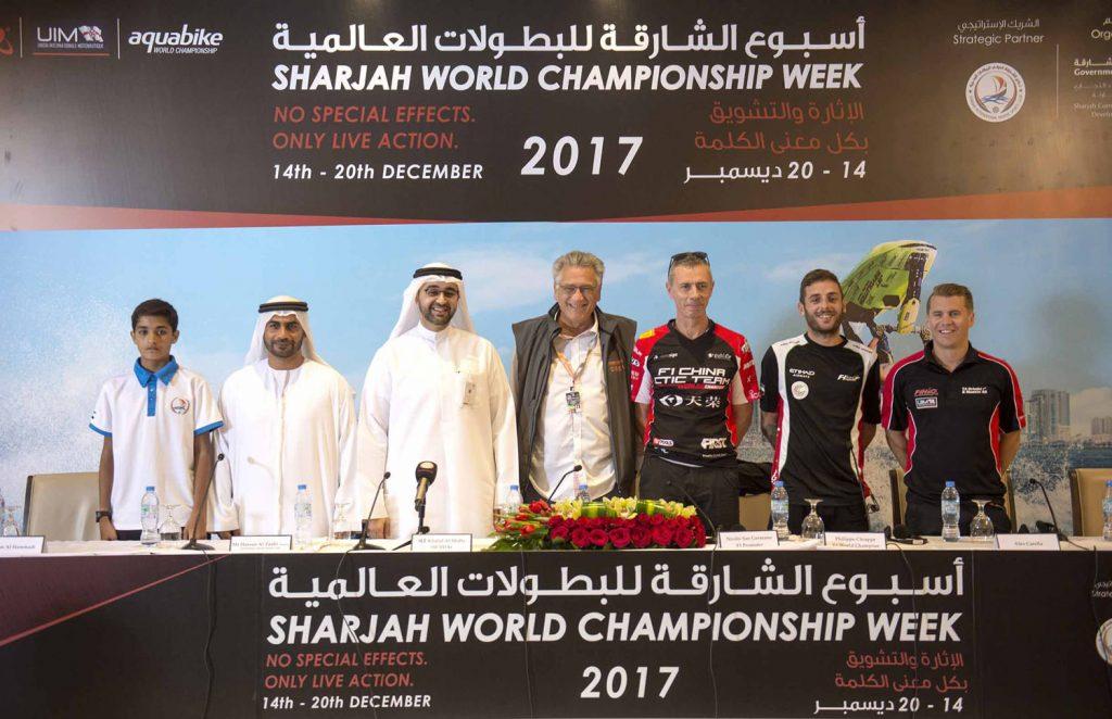 Sharjah World Championship Week 2017