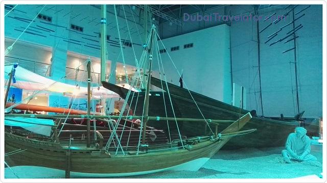 Sharjah Maritime Museum - Marine Life of Sharjah