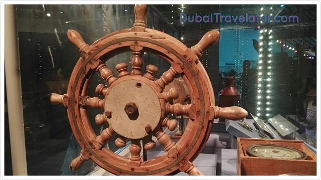 Sharjah Maritime Museum - Emirate's rich marine heritage