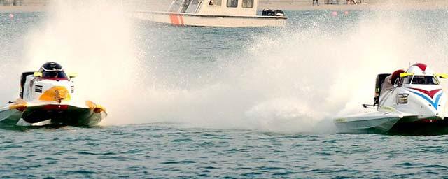 Sharjah World Championship Week 2016