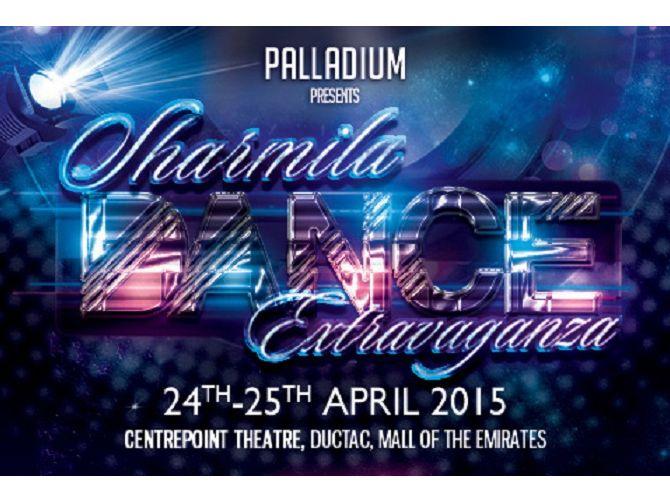 Sharmila Dance Extravaganza 2015 in Dubai, UAE