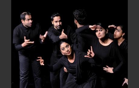 Short+Sweet Theatre on Mar 1st – 7th at The Junction, Alserkal Avenue Dubai