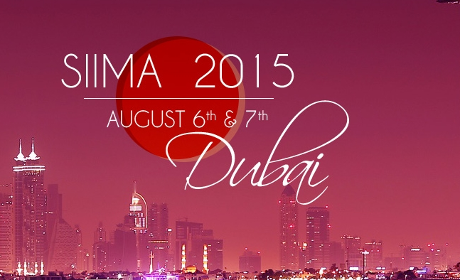 SIIMA 2015 Dubai (South Indian International Film Awards)
