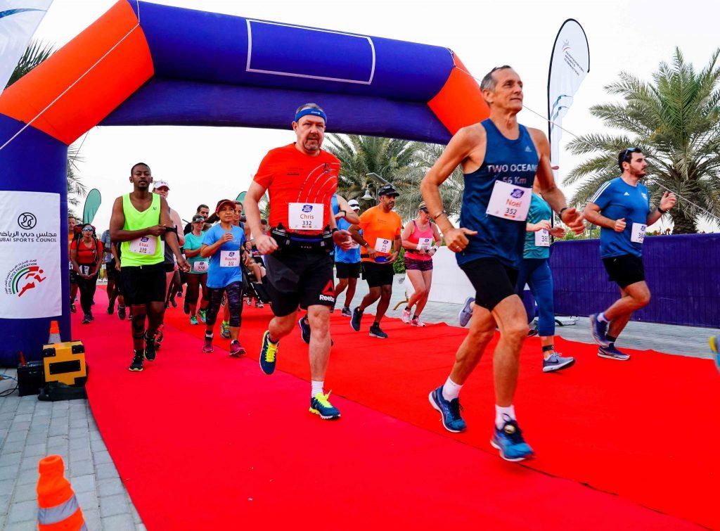 Skechers Performance Run 2 on Feb 21st at Dubai Police Academy