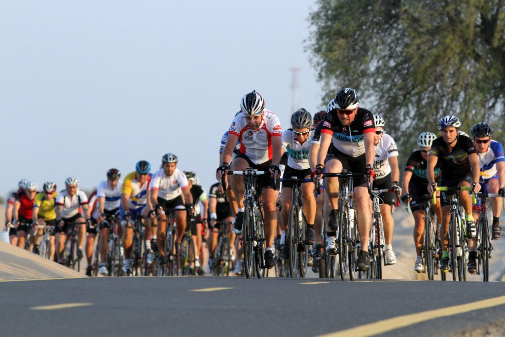 Spinneys Dubai 92 Cycle Challenge 2019