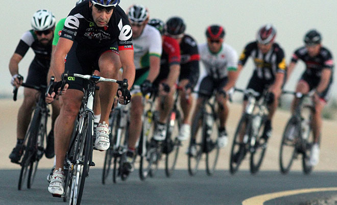 Spinneys Dubai 92 Cycle Challenge and Build-up Rides 2017 – Events in Dubai, UAE
