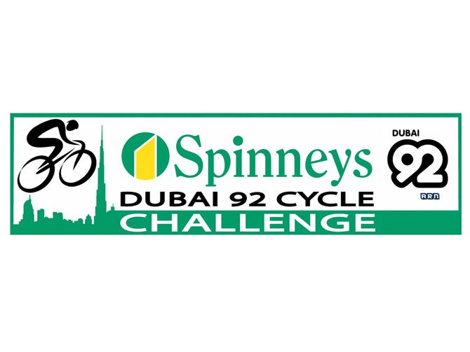 Spinney's Dubai 92 Cycling Challenge 2015 in UAE