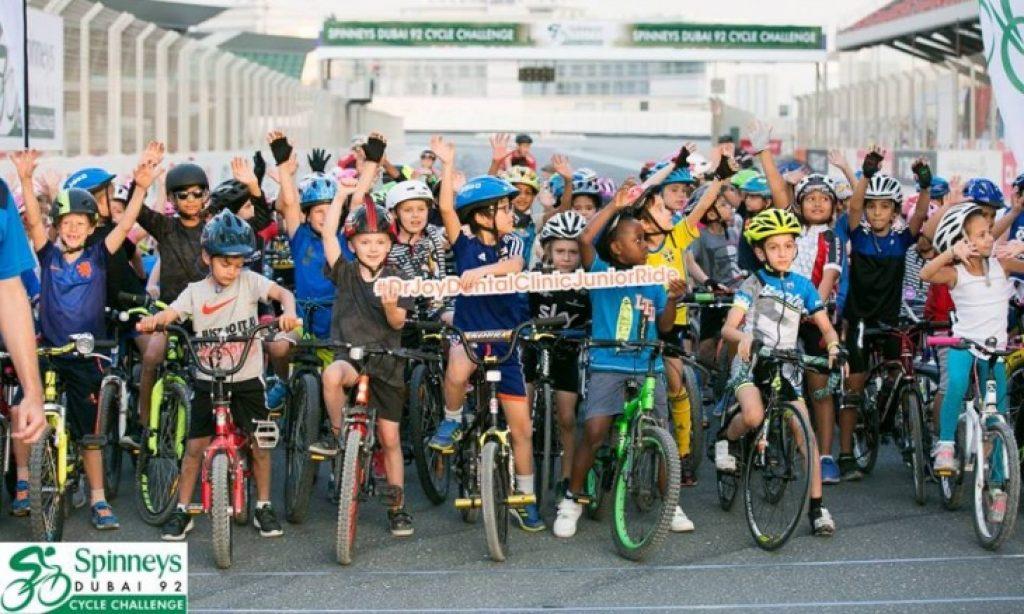 Spinneys Dubai 92 Junior Rides 2019
