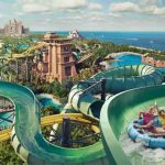 Splashers Island Dubai an expansion of Aquaventure Waterpark Atlantis