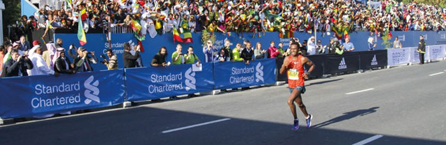 Standard Chartered Dubai Marathon 2017