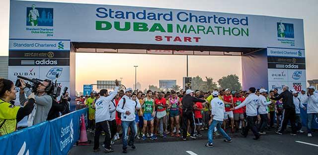 Standard Chartered Dubai Marathon 2017 – Events in Dubai, UAE