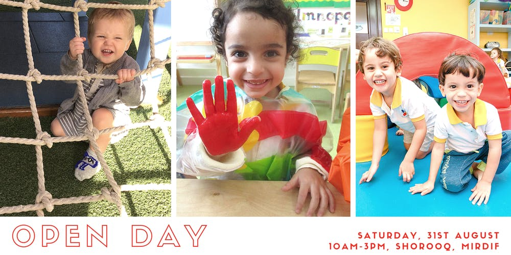 Step By Step Nursery Mirdif Open Day Dubai 2019