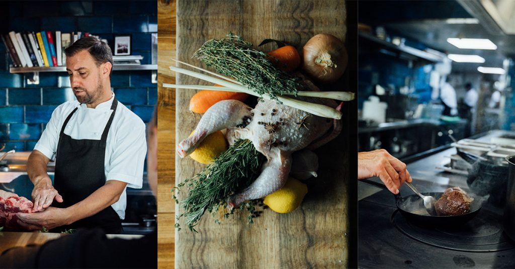 Summer Cooking Classes in Dubai, UAE - Folly by Nick & Scott