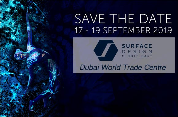 Surface Design Middle East Dubai 2019