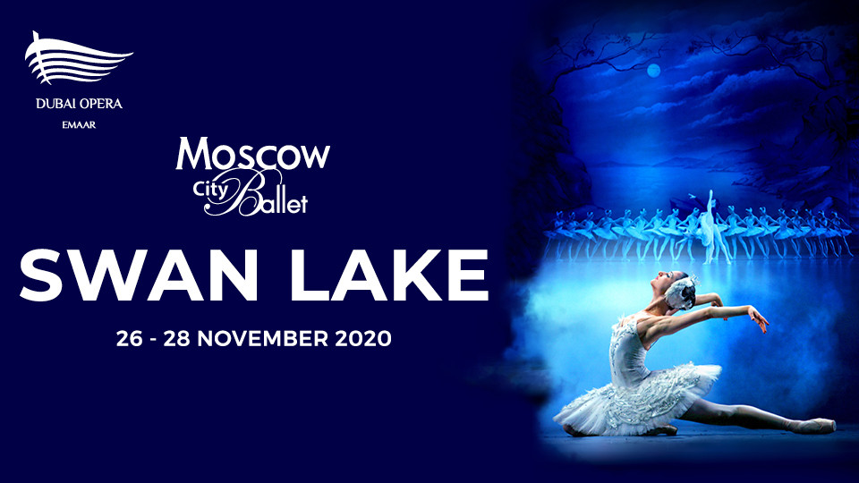Swan Lake at Dubai Opera 2020