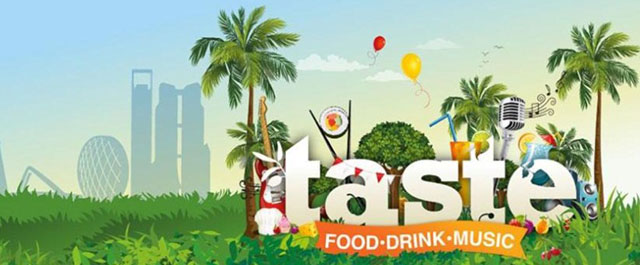 Taste of Abu Dhabi – Events in Abu Dhabi , UAE.
