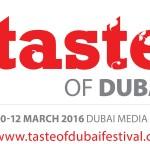 Taste of Dubai master logo