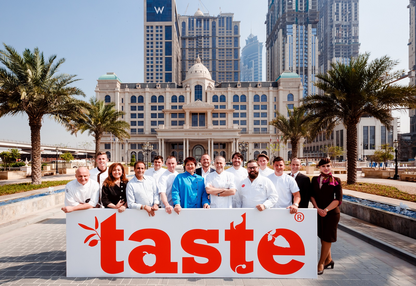 Taste of Dubai on Dec 9th – 12th at Dubai Media City Amphitheatre