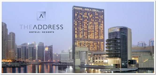 The Address Hotels & Resorts | Hotels in Dubai, UAE