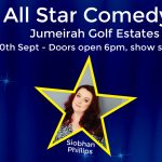 The All Star Comedy Tour Dubai 2019