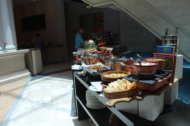 The Art of Brunch - Fountain Restaurant - Food Stations