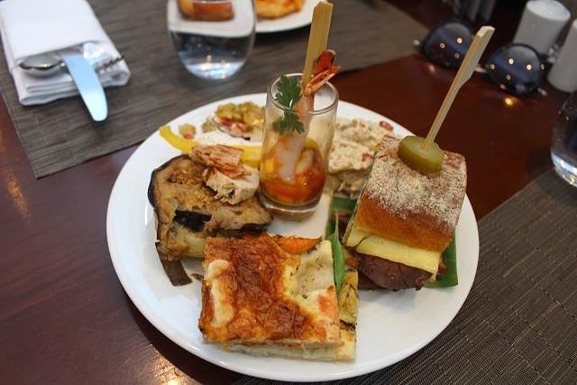 Fountain Restaurant Dubai, UAE - Delicious