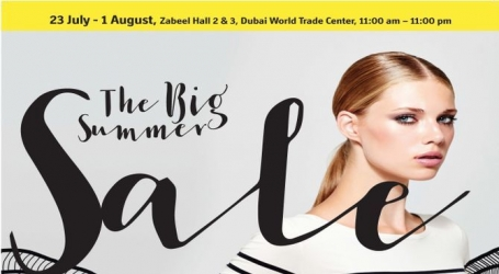 The Big Summer Sale – DSS 2015 | Events in Dubai, UAE