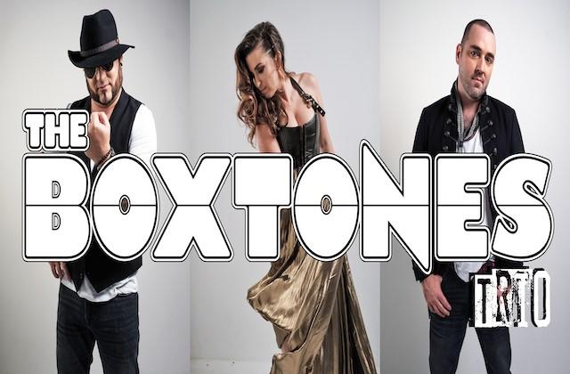 The Boxtones Trio Dubai 2019